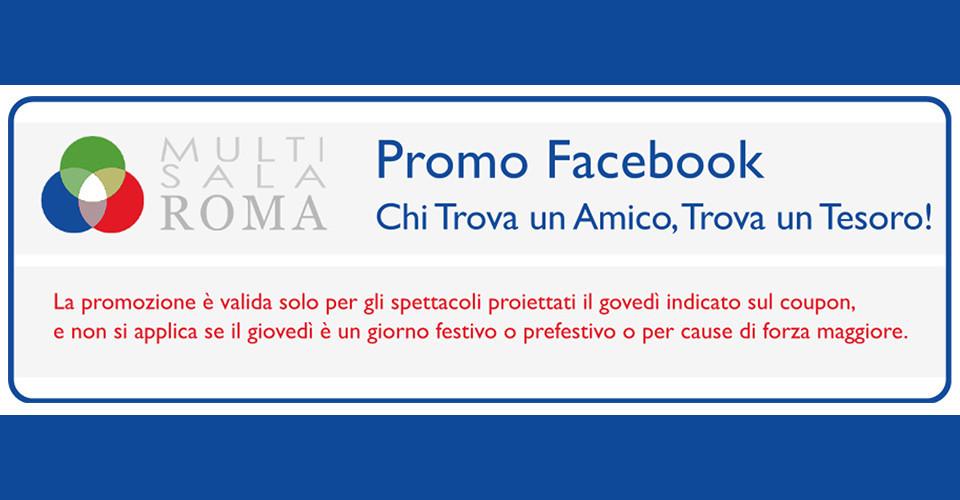 Promo fb roma