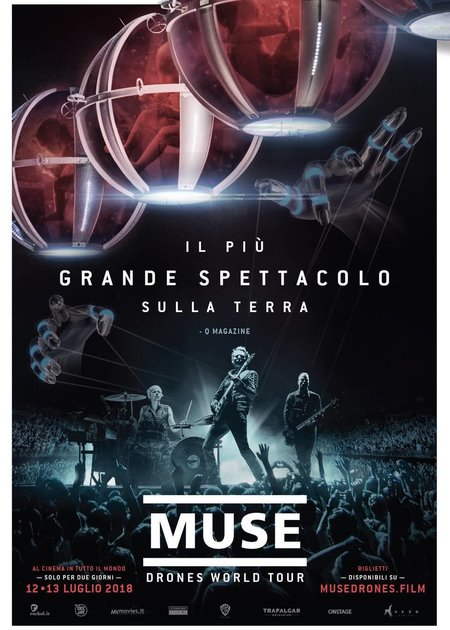 MUSE DRONE WORLD TOUR