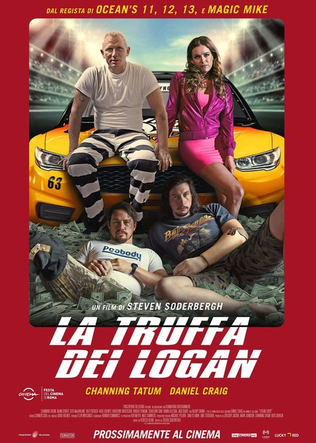 LA TRUFFA DEI LOGAN (LOGAN LUCKY)