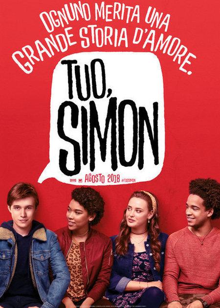 TUO, SIMON (LOVE, SIMON)