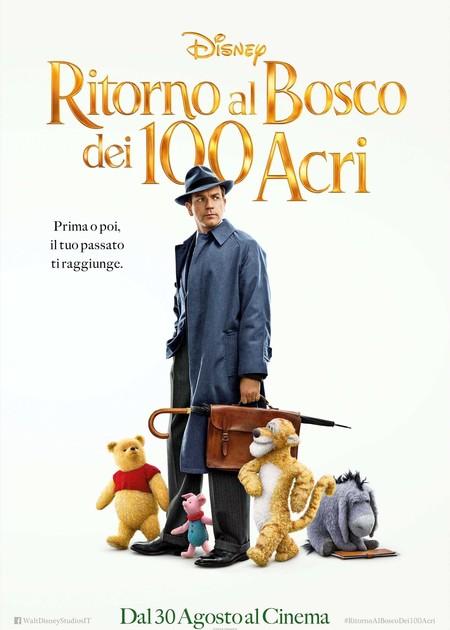 RITORNO AL BOSCO DEI 100 ACRI (CHRISTOPHER ROBIN)