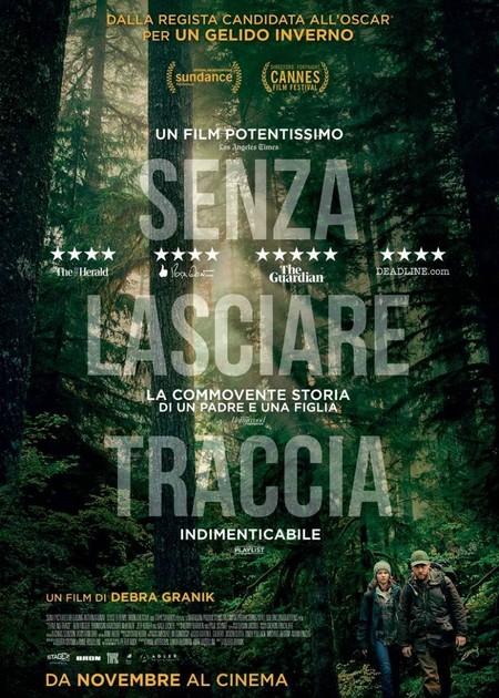 SENZA LASCIARE TRACCIA (LEAVE NO TRACE)