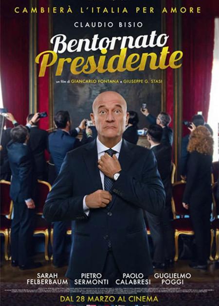 BENTORNATO PRESIDENTE