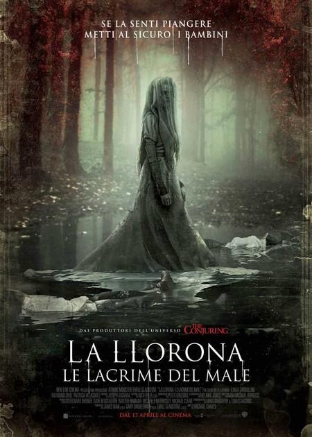 LA LLORONA - LE LACRIME DEL MALE (THE CURSE OF LA LLORONA)