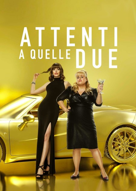 ATTENTI A QUELLE DUE (THE HUSTLE)