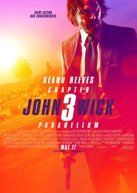 JOHN WICK 3 - PARABELLUM (ORIGINAL LANGUAGE)