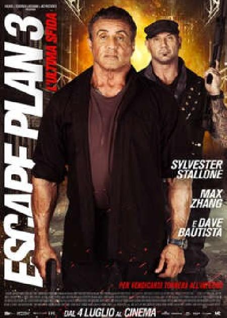 ESCAPE PLAN 3 - L'ULTIMA SFIDA (ESCAPE PLAN: THE EXTRACTORS)