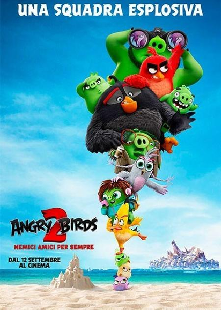 ANGRY BIRDS 2: NEMICI AMICI PER SEMPRE (THE ANGRY BIRDS MOVIE 2)