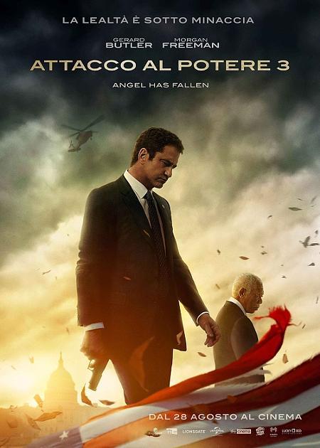 ATTACCO AL POTERE 3 (ANGEL HAS FALLEN)