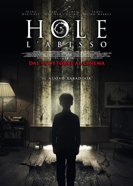 HOLE - L'ABISSO (THE HOLE IN THE GROUND)
