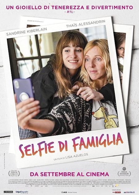 SELFIE DI FAMIGLIA (MON BEBE')