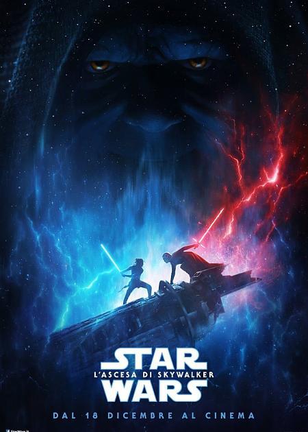 STAR WARS: L'ASCESA DI SKYWALKER (ANTEPRIMA)