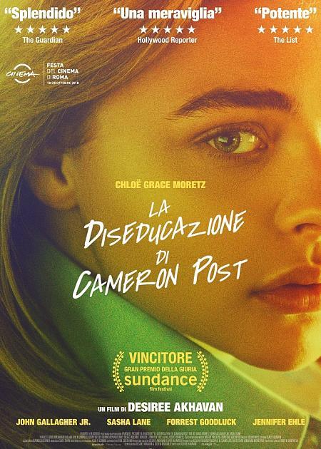 LA DISEDUCAZIONE DI CAMERON POST (THE MISEDUCATION OF CAMERON POST)