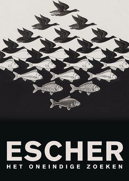 ESCHER - VIAGGIO NELL'INFINITO (ESCHER: HET ONEINDIGE ZOEKEN)