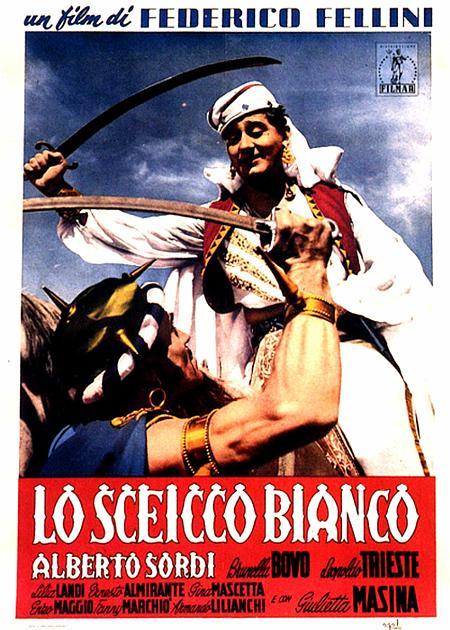 LO SCEICCO BIANCO (RIED.)