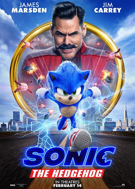 SONIC - IL FILM (SONIC THE HEDGEHOG)