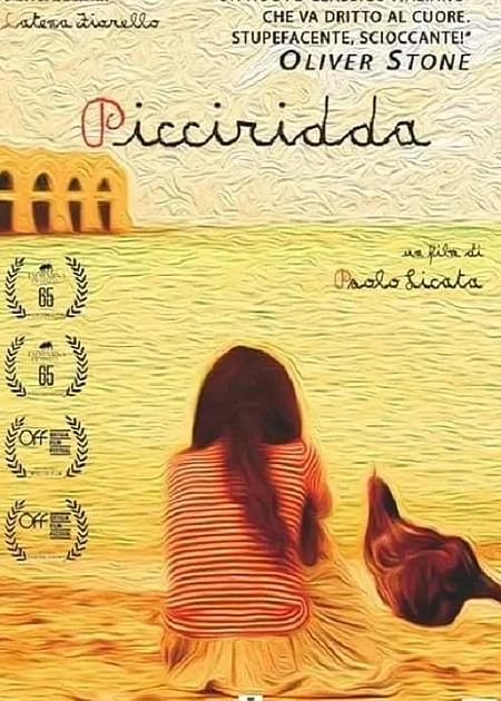 PICCIRIDDA - CON I PIEDI NELLA SABBIA