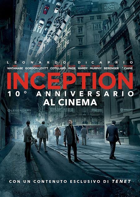 INCEPTION 10TH ANNIVERSARY