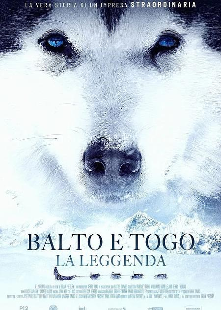 BALTO E TOGO - LA LEGGENDA (THE GREAT ALASKAN RACE)