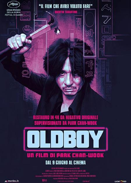 OLD BOY (2005)