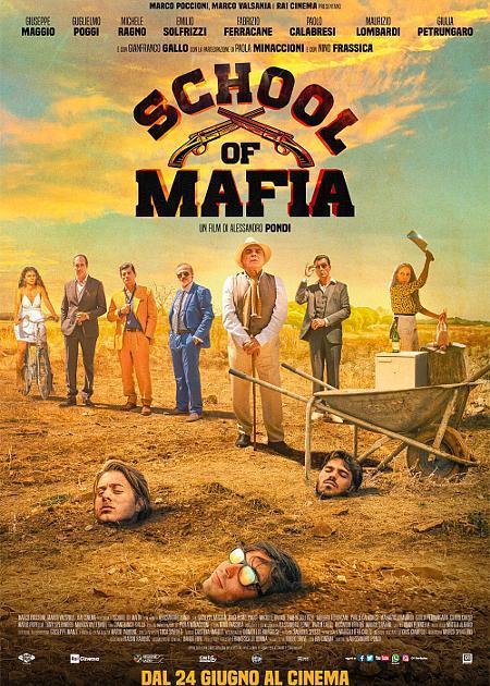 SCHOOL OF MAFIA